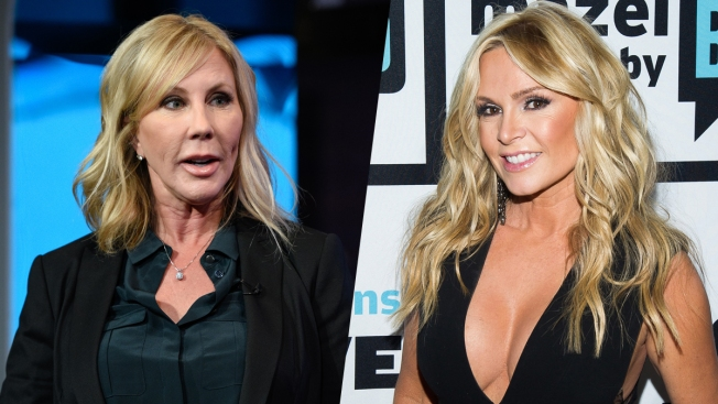 'Real Housewives' Stars Vicki Gunvalson and Tamra Judge Hospitalized After Accident