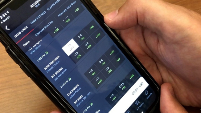 Where You Can Use DC's Sports-Betting App