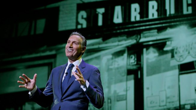 Starbucks' Howard Schultz to step down as CEO, become chairman