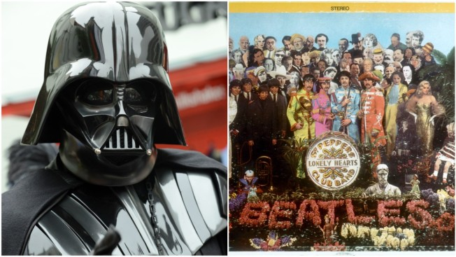 Beatles-'Star Wars' Mash-up is a Tour de Force