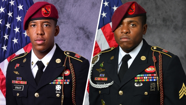Two US service members killed in combat operations
