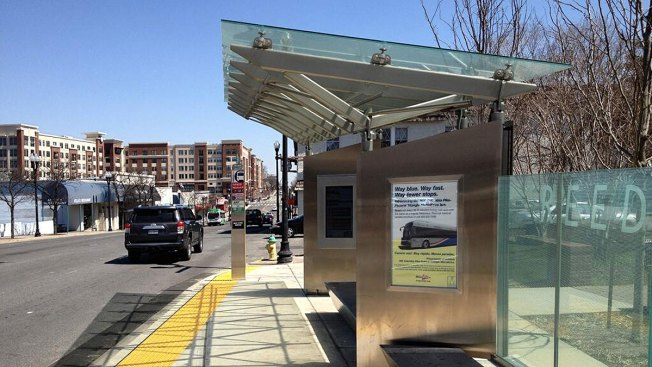 $1 Million Arlington Bus Stop Makes Top 10 List of Government Overspending