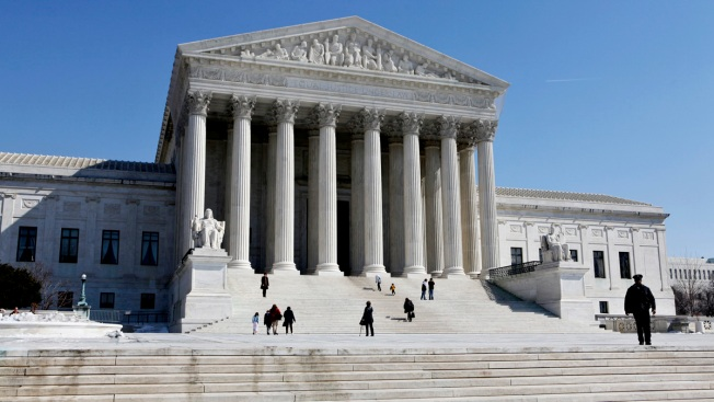 Sherwood's Notebook: Hail to the…Supreme Court?