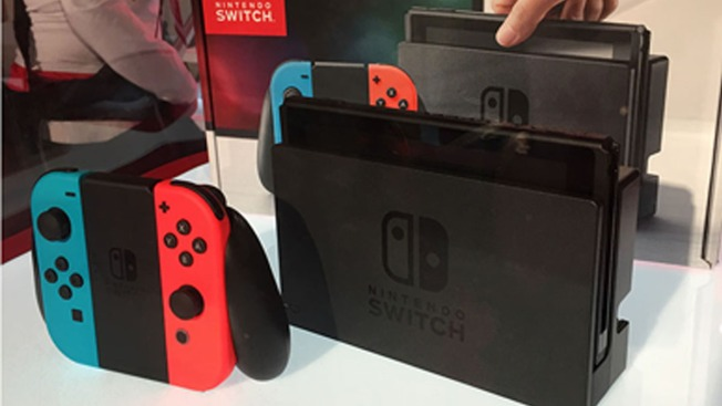 Where to Buy the Nintendo Switch Friday