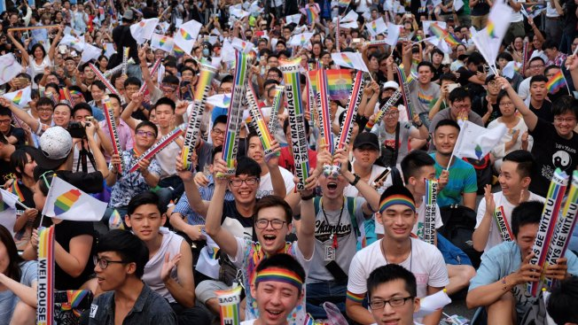 Taiwan Becomes the First Country in Asia to Legalize Same-Sex Marriage