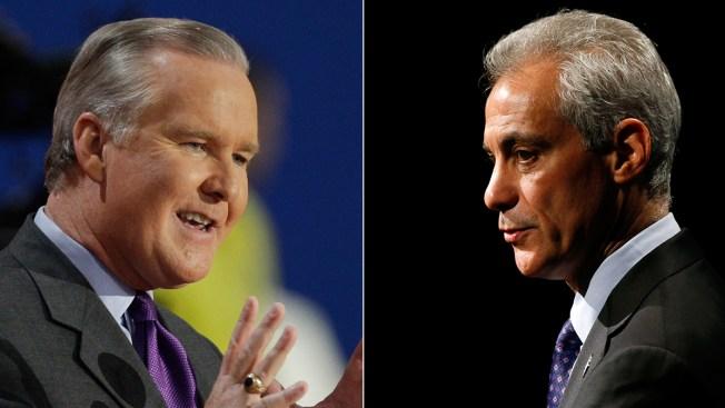 Chicago vs. Tampa: Mayors Make Hockey Bet