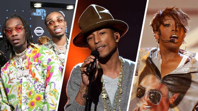 Pharrell's New Festival in Virginia Beach Features Migos, Missy, Deepak Chopra