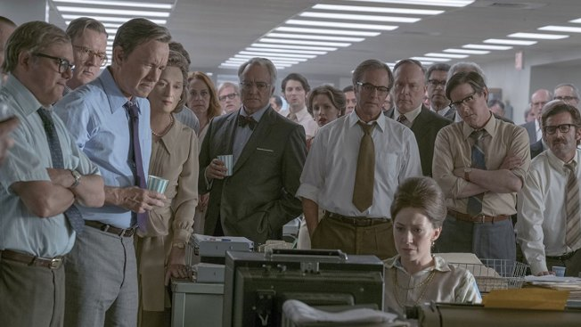 'The Post' Arrives as Trump Regularly Assails Real Reporting as 'Fake News'