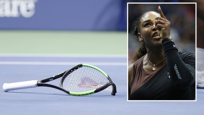 Newspaper's Cartoon of Serena Williams as Toddler Having Tantrum Slammed as Racist, Sexist
