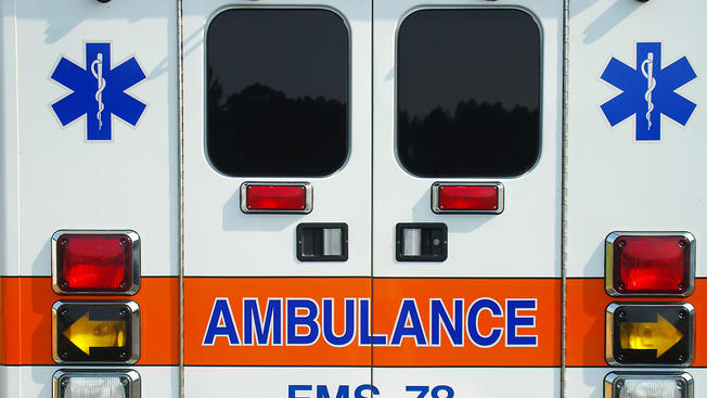 Pedestrian Suffers Life-Threatening Injuries in Annandale Crash