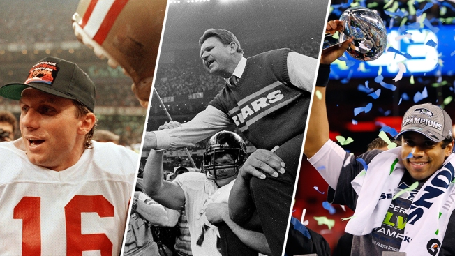The Biggest Blowouts in Super Bowl History