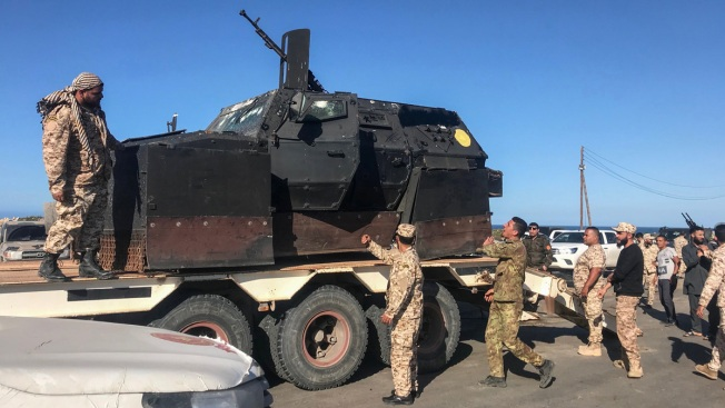 US Pulls Forces From Libya as Fighting Approaches Capital