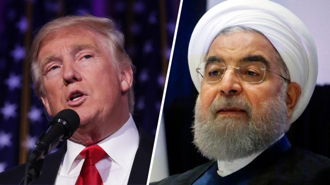 Trump on Iran Deal'I Have Decided