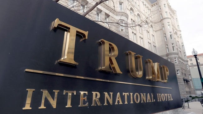 Judge Tosses Emoluments Clause Lawsuit Against Trump Over Business Ties