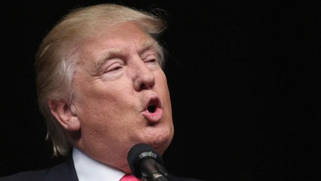 Donald Trump Address the American Legion Convention in Ohio