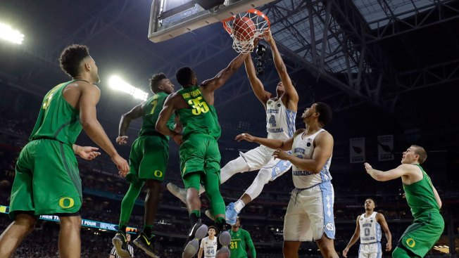 UNC, Gonzaga to Face Off in NCAA Men's Championship
