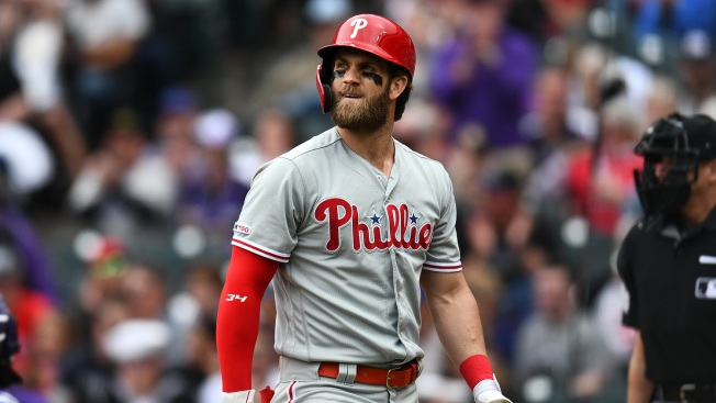 Nats Visit Their Old Friend Bryce Harper in Philly: What to Watch For