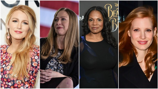 Chastain, Chelsea Clinton Among Variety's 'Power of Women' Honorees