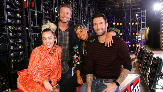 The Voice Live Rounds Begin
