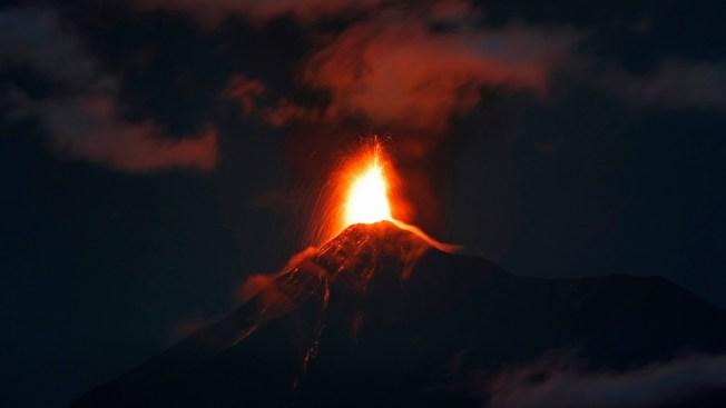 Communities Flee Eruption at Guatemala's Volcano of Fire