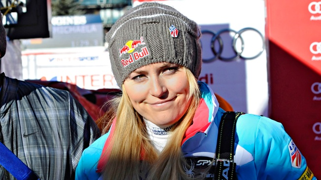 Vonn's Downhill Struggle Ends With Olympic Withdrawal