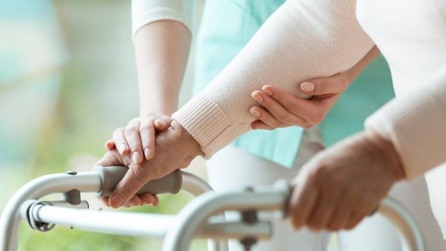 Deaths From Falls Among Older Americans Are on the Rise