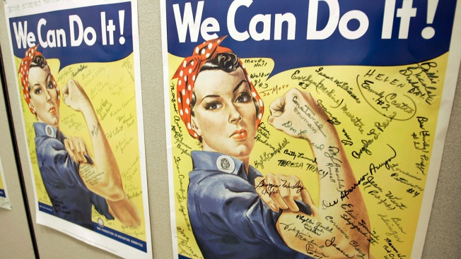 Woman Who May Have Been Inspiration for 'Rosie the Riveter' Dies