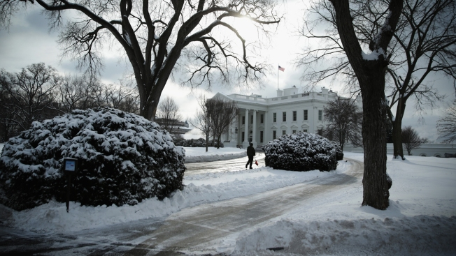 How Much Did We Get?: Snowfall Totals for D.C., Md. and Va.