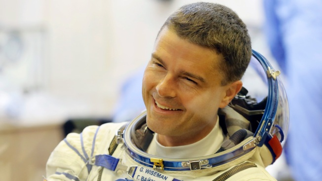 Maryland-Born Astronaut Returns With Space Station Tales