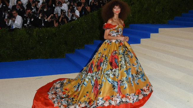 Who Had the Most Memorable Met Gala Look?