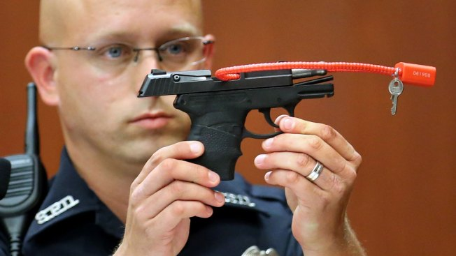 Auction for Gun That Killed Trayvon Martin Possibly Hijacked