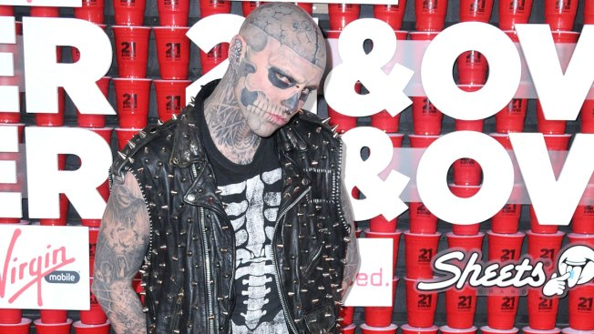 Lady Gaga Mourns Loss of 'Born This Way' Co-Star Rick 'Zombie Boy' Genest to Suicide