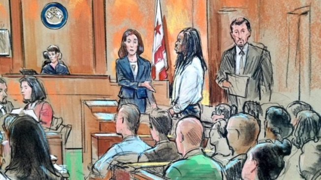 Guilty: Sole Suspect Convicted in DC Mansion Murders of 3