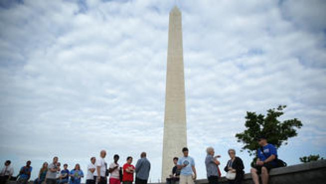 Another Issue With Washington Monument Elevator: Doors Wouldn't  Close