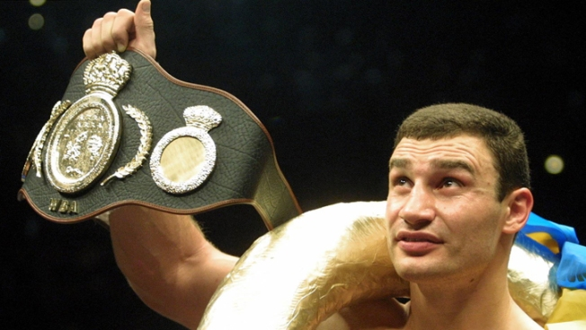 Report: Boxer Klitschko Eyes Ukraine Presidency