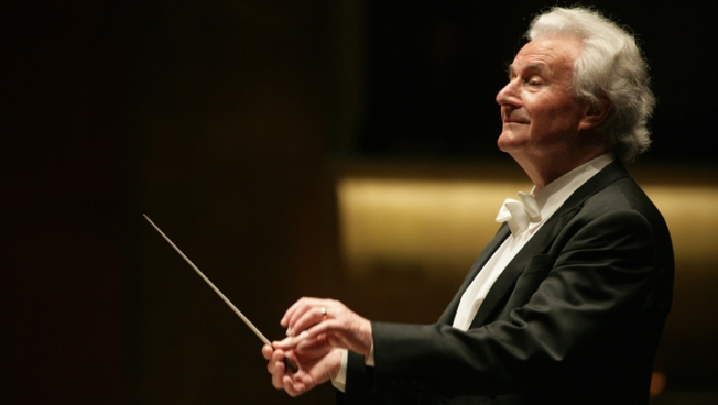 London Symphony Conductor Colin Davis Dies at 85