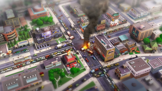 "EA Apologizes for ""SimCity"" Launch Woes"