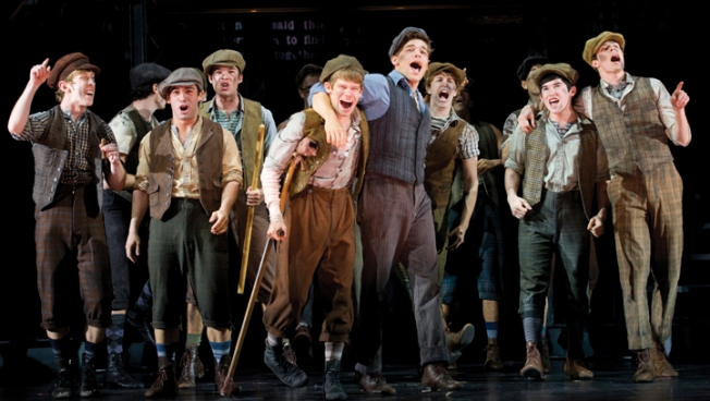 National Theatre to Bring 'Newsies,' 'Pippin'