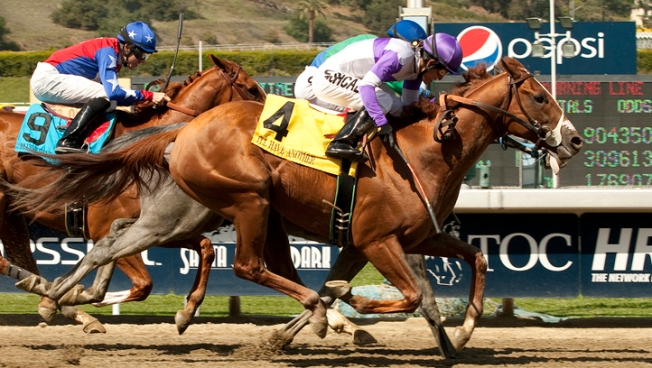 I'll Have Another Wins Santa Anita Derby