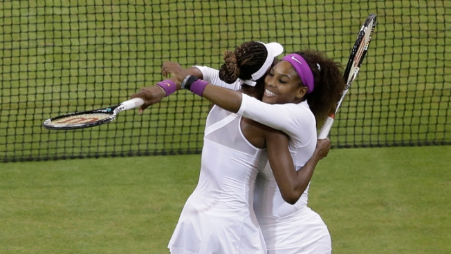 Williams Sisters Win Wimbledon Doubles Title
