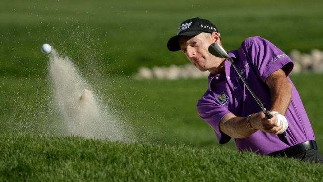 Furyk Has Lead Heading to Final Round of PGA Championship