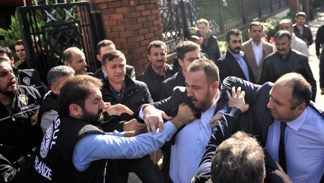Turkish Police Raid Media Company Linked to Government Critic