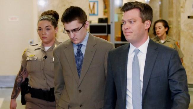 Oklahoma Teen to Serve 5 Life Terms for Killing His Family