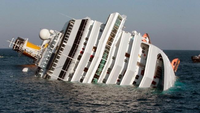 Virginia Couple Survives Shipwreck