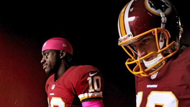 What to Watch: Redskins vs. Browns