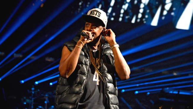 Jay-Z Takes the Subway to Brooklyn Gig