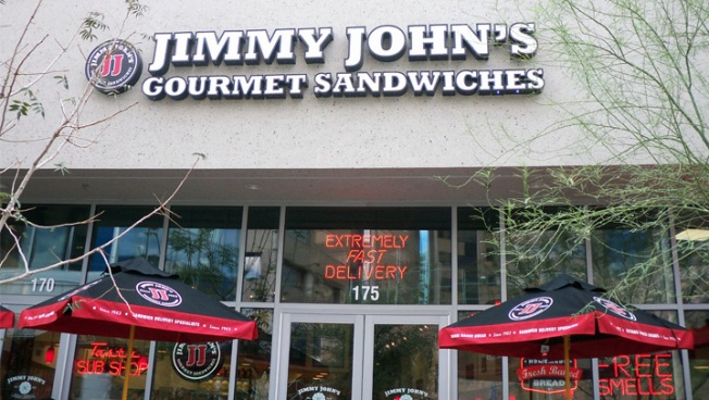 Jimmy John's Selling  $1 Subs Tuesday