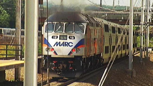 Frozen Switches Delay Trains on MARC's Brunswick Line