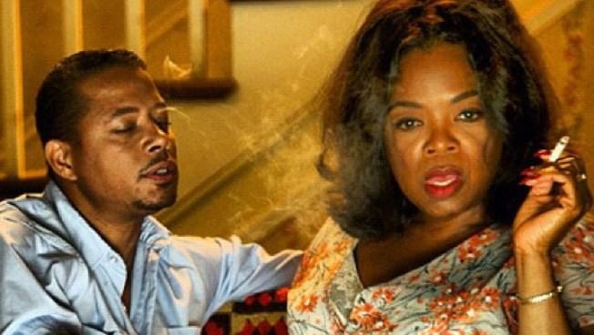 Oscar Buzz Building For Oprah's New Film Role
