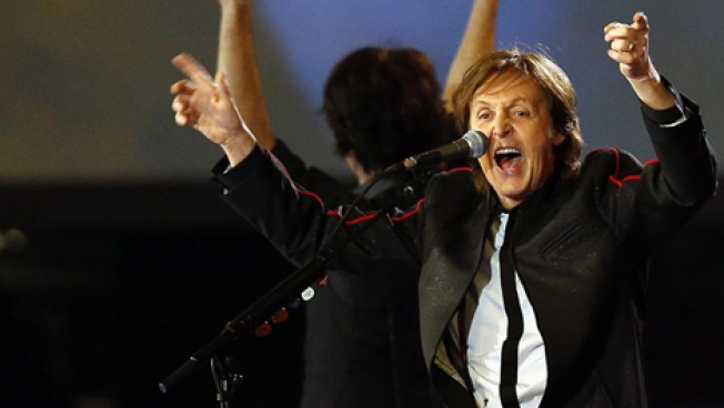 Paul McCartney to Headline Firefly Music Festival in Delaware